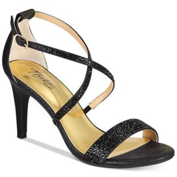 f24cb4d4976d NIB Thalia Sodi Darria Strappy Sandals SZ. 9.5  70